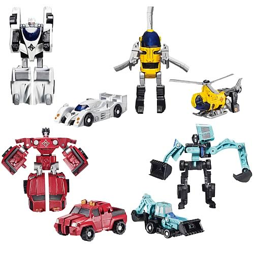 Transformers Generations Mini-Cons Wave 1 Set