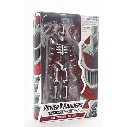 Power Rangers Lightning Collection 6-Inch Figures Wave 1