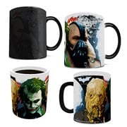 Batman The Dark Knight Trilogy Rogues Gallery Morphing Mug