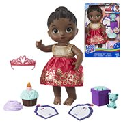 Baby Alive Cupcake Birthday African American Baby Doll