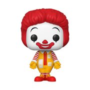 McDonald's Ronald McDonald Pop! Vinyl Figure, Not Mint