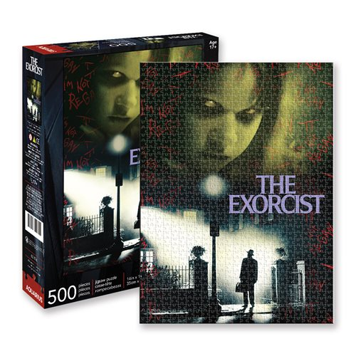 The Exorcist Collage 500-Piece Puzzle