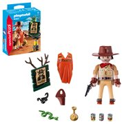 Playmobil 9083 Special Plus Cowboy with Wanted Poster
