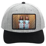 The Shining Twins Screen Grab Patch Pre-Curved Snapback Hat