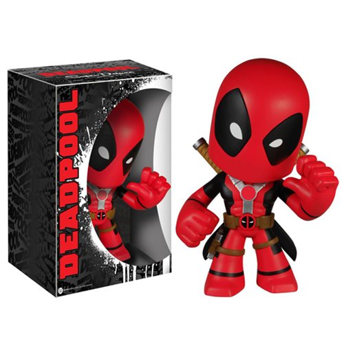 Deadpool Super Deluxe Vinyl Figure