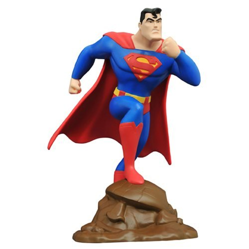 Superman: The Animated Series Gallery 9-Inch Statue
