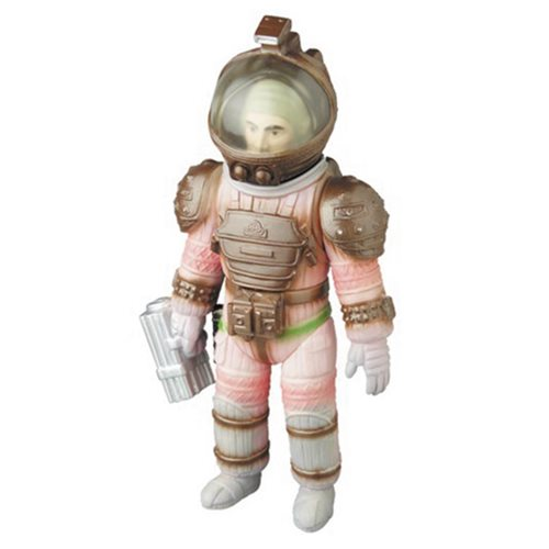 Alien Dallas Sofubi Vinyl Figure
