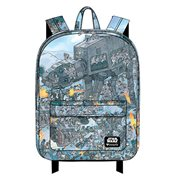 Star Wars AT-AT Print Nylon Backpack