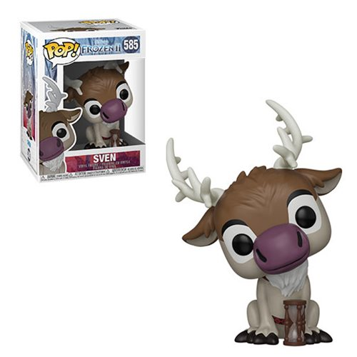 Frozen 2 Sven Pop! Vinyl Figure