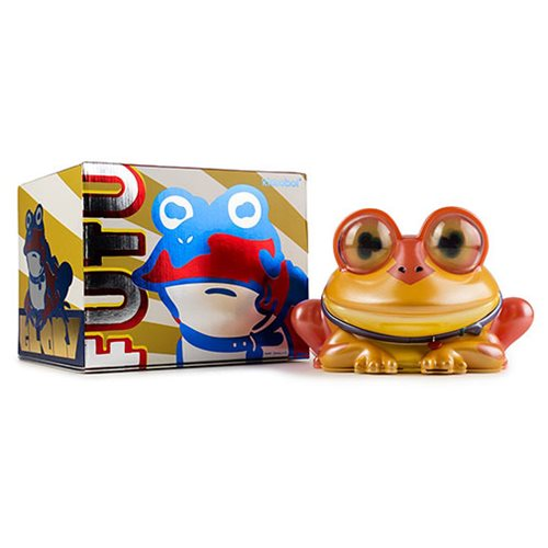 Futurama All Hail Hypnotoad Medium Vinyl Figure