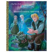 Disney Frozen: Northern Lights Kristoff's Crystal Adventure Big Golden Book
