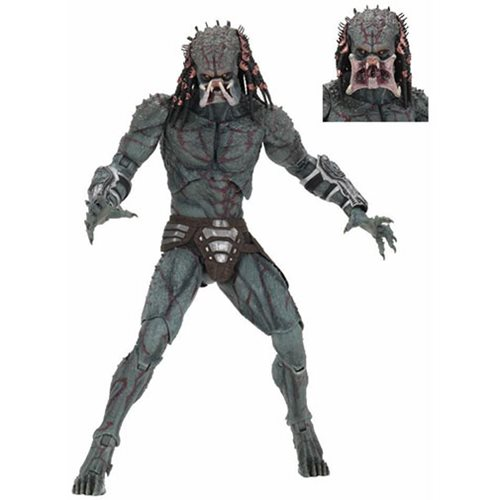 Predator 2018 Armored Assassin Predator Deluxe Figure