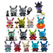 Scared Silly Dunny Series by Jenn and Tony Bot Display Case