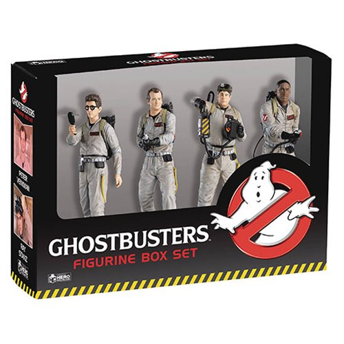 Ghostbusters Figurine 4-Pack Box Set