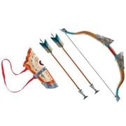 Legend of Zelda Linx Bow & Arrows with Quiver Roleplay Accessory Set