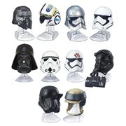 Star Wars Black Series Die-Cast Metal Helmets Wave 3 Case