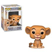The Lion King Nala Pop! Vinyl Figure #497