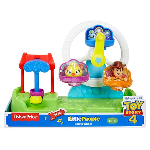 Toy Story Little People Ferris Wheel Playset