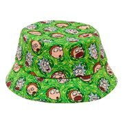 Rick and Morty Portal All Over Print Bucket Hat