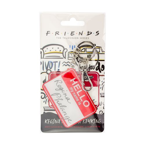 Friends Regina Phalange Key Chain