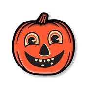 Beistle Happy Jack-O-Lantern Enamel Pin