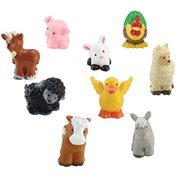 Little People Animal Friends Mega Pack Case