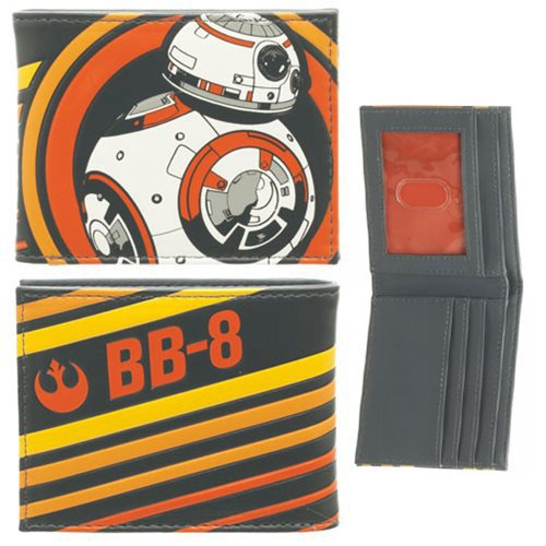Star Wars: The Force Awakens BB-8 Bifold Wallet