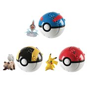 Pokemon Throw 'n' Pop Poke Ball Case