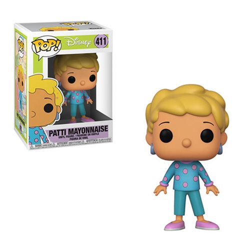 Doug Patti Mayonnaise Pop! Vinyl Figure, Not Mint