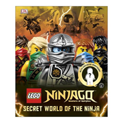 LEGO Ninjago: Secret World of the Ninja Hardcover Book
