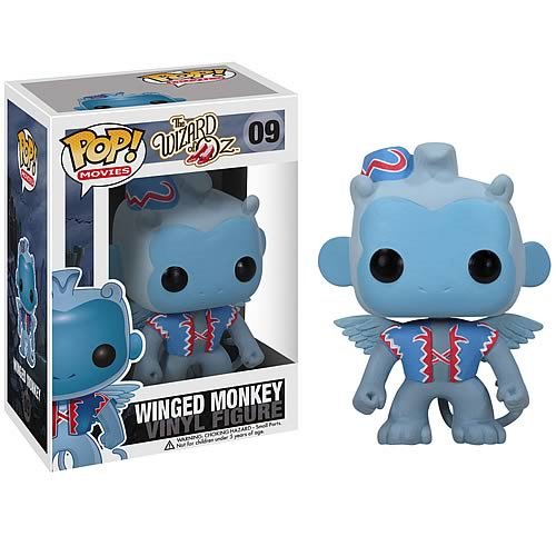 Wizard of Oz Winged Monkey Pop! Movies Vinyl Figure