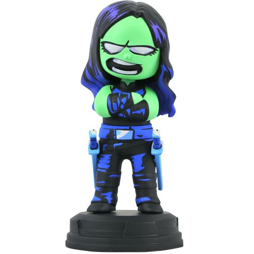 Marvel Animated Gamora Statue