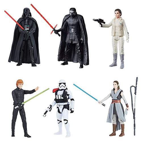 Star Wars Solo Force Link 3 3/4-Inch Action Figures Wave 3