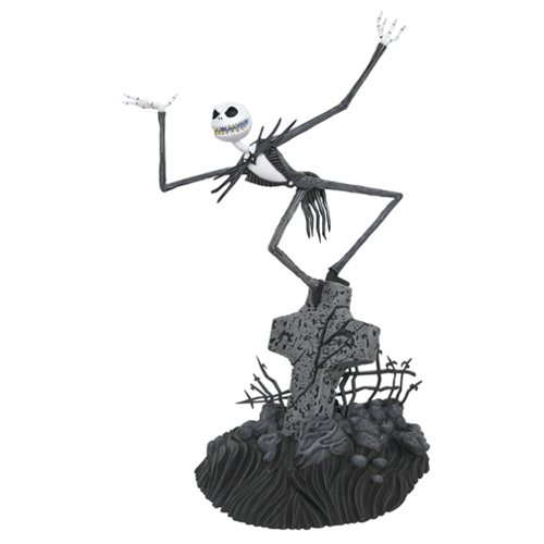 Nightmare Before Christmas Gallery Jack Skellington Statue