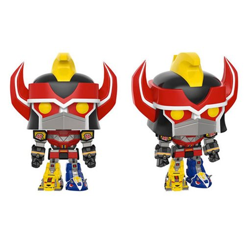 Power Rangers Megazord 6-Inch Pop! Vinyl Figure - SDCC 2017 Exclusive