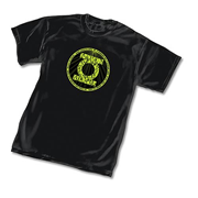 Green Lantern Movie Oath Symbol T-Shirt