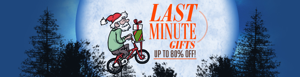 Last Minute Gifts Sale 2019 Up to 80% Off!