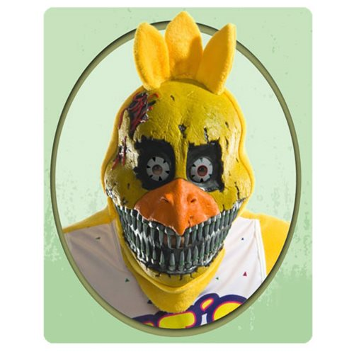 Five Nights at Freddy's Nightmare Chica 3/4 Adult Mask