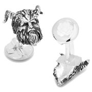 Beauty and the Beast Live Action The Beast Head 3D Cufflinks