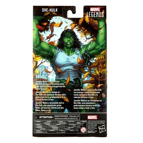 Avengers Marvel Legends Series 6-inch She-Hulk Action Figure