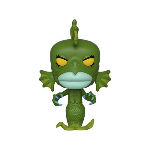 Nightmare Before Christmas Undersea Gal Pop! Vinyl Figure