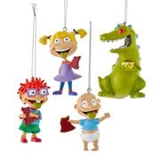 Rugrats Blow-Mold Ornament 4-Pack