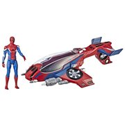 Spider-Man: Far From Home Spider-Jet Vehicle