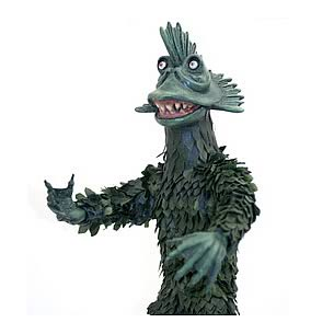 Horror of Party Beach Monster 12-Inch Action Figure