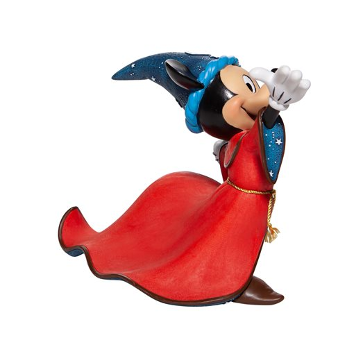 Disney Showcase Fantasia Sorcerer Mickey 80th Anniversary Statue