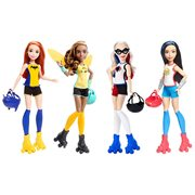 DC Super Hero Girls Roller Derby Doll Case