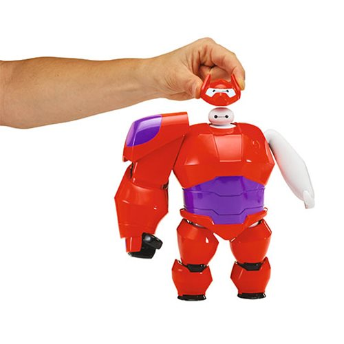 Big Hero 6 TV Series Armor Up Baymax 2.0 Action Figure