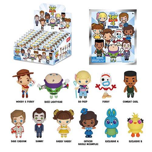 Toy Story 4 Figural Key Chain Random 6-Pack