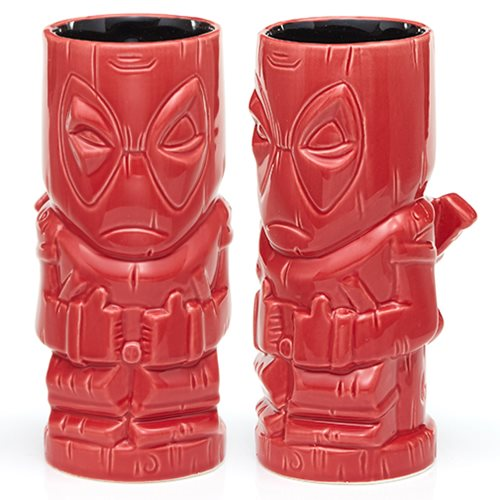 Deadpool 15 oz. Geeki Tiki Mug