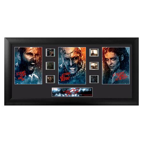 300 Rise of an Empire Series 1 Trio Film Cell